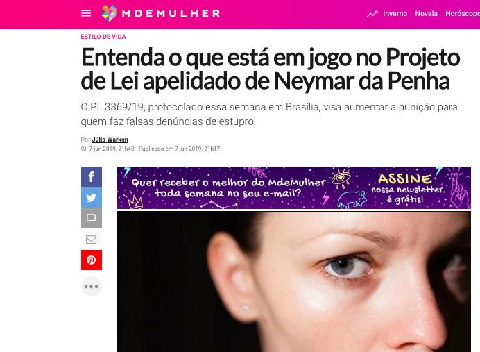 pint m de mulher – pl neymar
